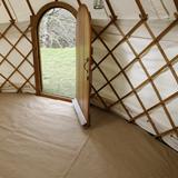 Jute carpet liner £75