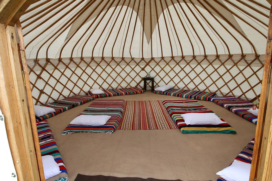 Roundhouse Yurts Uk Yurt Hire For Luxury Glamping