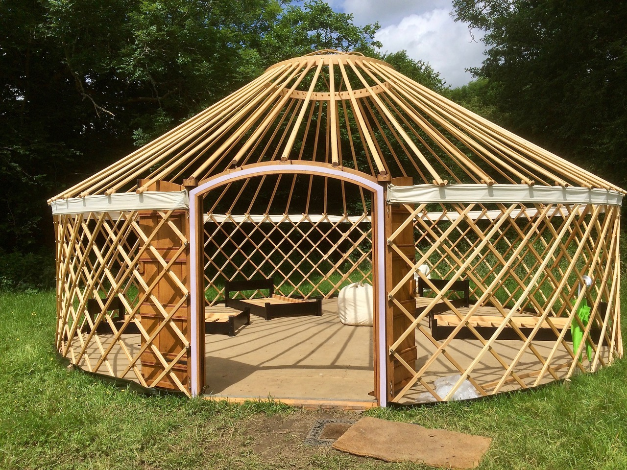 What is a yurt - Fram